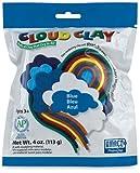 AMACO Cloud Clay, 4-Ounce/Pkg, Blue