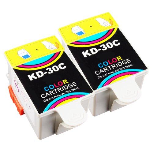 Sophia Global Compatible Ink Cartridge Replacement for Kodak 30 (2 Color)