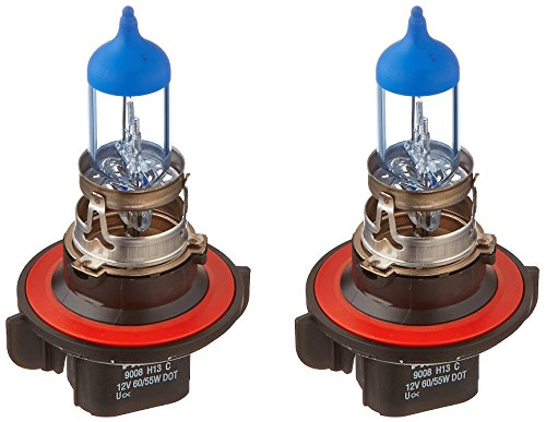PHILIPS H13 9008 CVS2 Bulb 12v 60/55W Crystal Vision Ultra Headlight