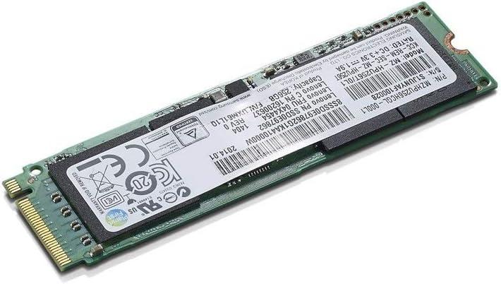 Lenovo 256GB Samsung HD SSD M.2 PCIE NVME TLC 4XB0N10299