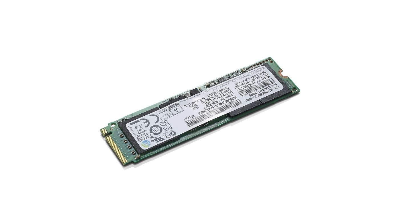 M.2 2280 256GB NVME Lenovo 256GB Samsung HD M.2 PCIE NVME TL