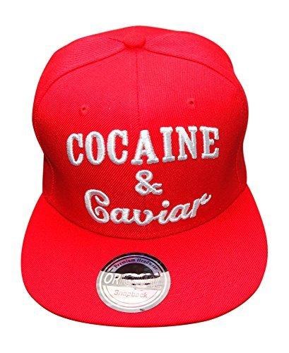 para hombre rot Cocaine Gorra Premium Headwear béisbol de p0WvnIf7