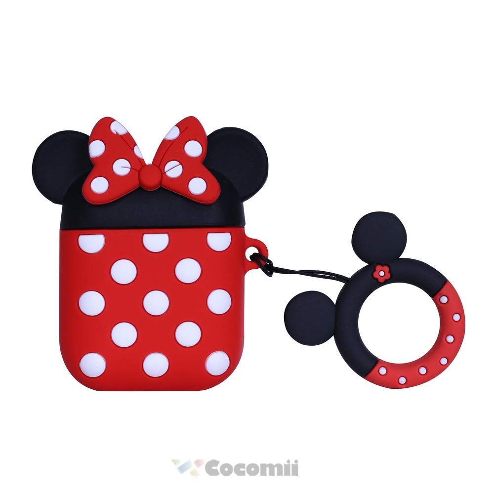 Apple AirPods Schutzhülle Minnie Mouse