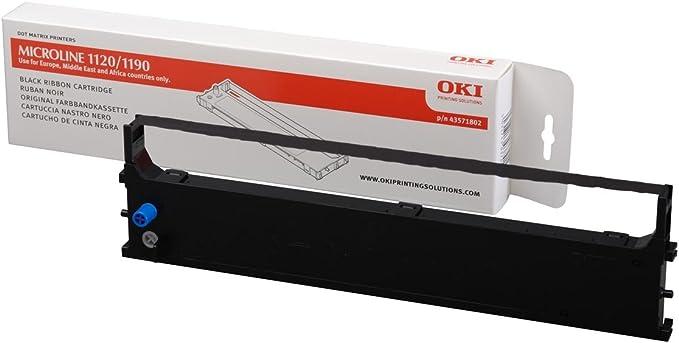 Oki Farbbandkassette Für Ml1190 Computer Zubehör