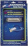 Waltons harmonica fun-pack