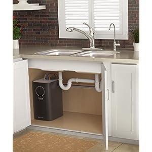 Brondell H2O+ Circle Water Saving Reverse Osmosis Water Filter System, WQA Gold Seal Certified