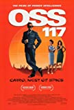 OSS 117: Cairo, Nest of Spies Movie Poster (27 x 40 Inches - 69cm x 102cm) (2006) -(Jean Dujardin)(Bérénice Bejo)(Aure Atika)
