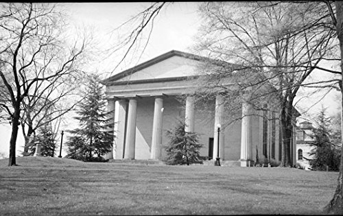 Historic Photo | University of Georgia Chapel, Athens, Clarke County, GA 1 Photograph 36in x 24in (Athens Clarke County Ga)