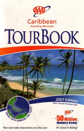 aaa-caribbean-including-bermuda-tourbook-2007-edition-2007-edition-2007-100207