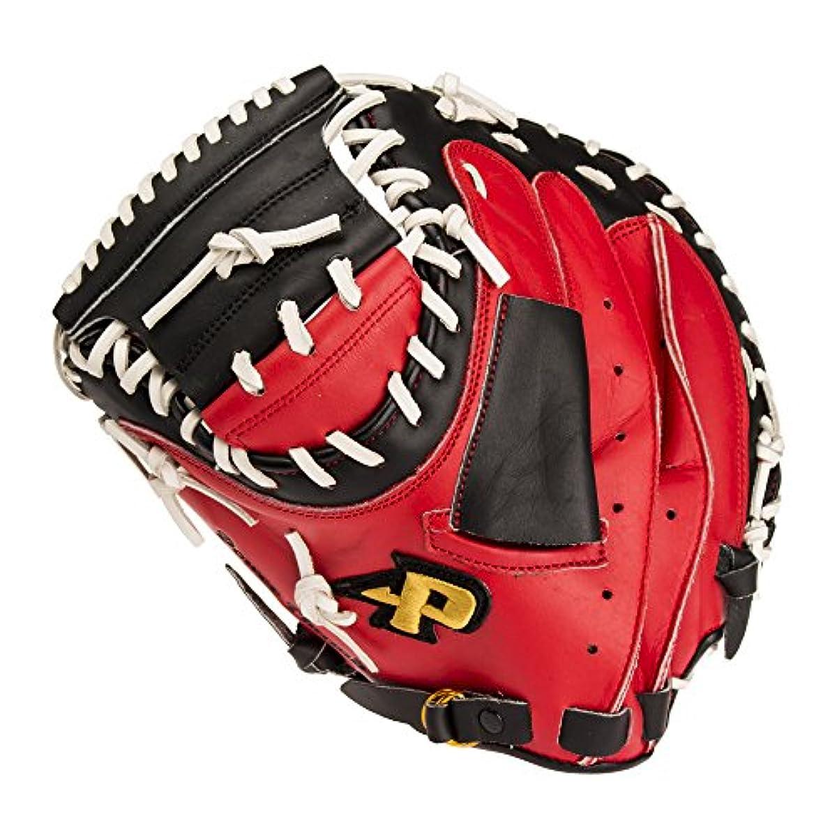 [해외] 사쿠라 이 무역SAKURAI PROMARK프로 마크 야구 일반 연식용 글러브글러브 캐쳐 미트 왼손잡이용 PCM-4253 RH
