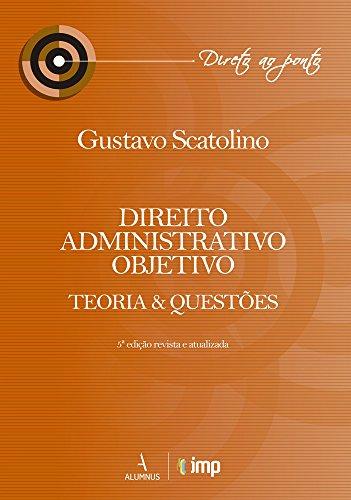Direito Administrativo Objetivo