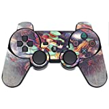Pixie Lady Fairytale Printed Design PS3 Dual Shock wireless controller Vinyl Decal Sticker Skin by Smarter Designs