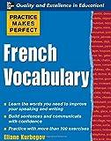 French Vocabulary, Eliane Kurbegov, 0071488340