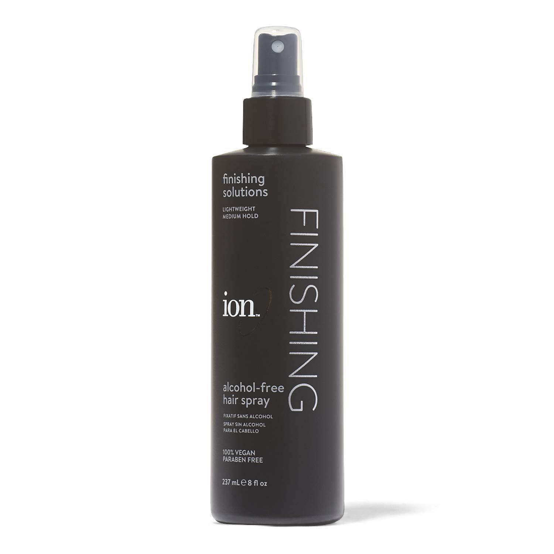 Ion Alcohol-Free Finishing Hair Spray, 8oz