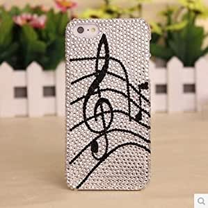 Music breaks Hand-made DIY Iphone Case For Iphone 4 & Iphone 4s