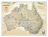 Australia Executive [Laminated] (National Geographic Reference Map)
