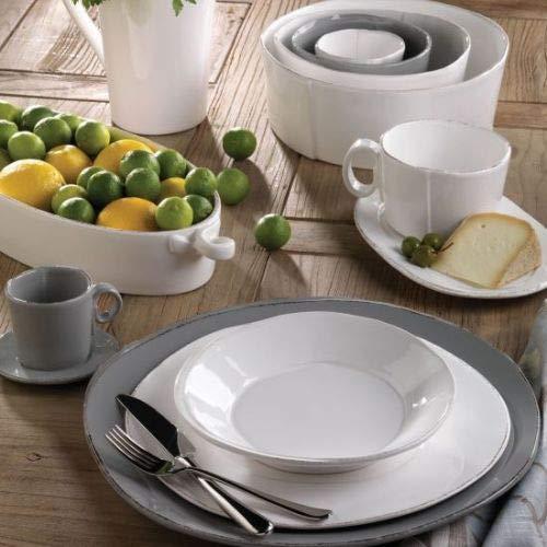 Amazon.com: Vietri Lastra Jumbo Taza: Kitchen & Dining