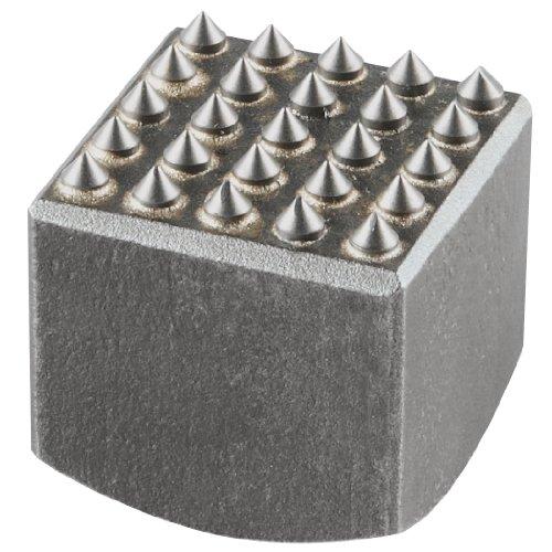 (Bosch HS1969 2 In. x 2 In. Square 25 Tooth Carbide Head Tool Round Hex/Spline Hammer Steel)