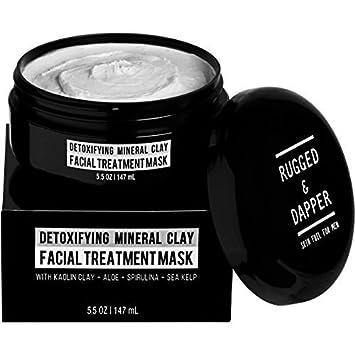 Clay & Sea Kelp Mask - Facial Detox w/ Organic Ingredients G.M. Collin Hydramucine Optimal Gel 1.7oz**