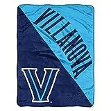 "Villanova Wildcats ""Halftone"" Micro Raschel Throw"