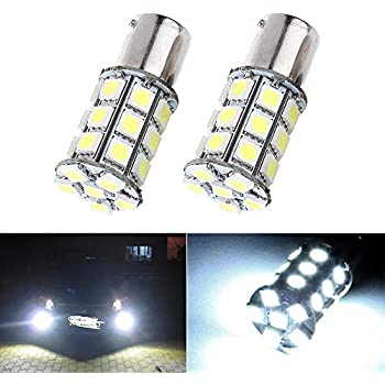 Parking Light Bulb 2-pk OE Replacement Fits Listed Mercedes-Benz Vehicles 1157A