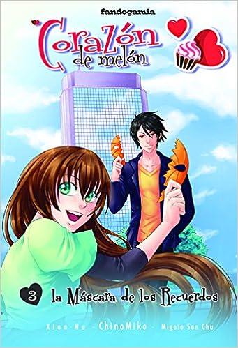 Corazón de melón, La máscara: Migoto Sen Chu: 9788494391804: Amazon.com: Books