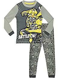 Transformers Boys Transformers Glow in the Dark Pajamas
