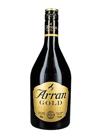 Whisky Liqueur - Arran Gold Cream Liqueur