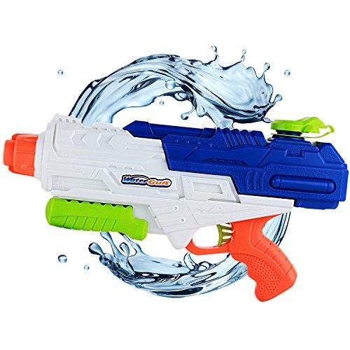 Yidarton Super Water Gun Toys Squirt Blaster Soakers Large Capacity Guns Swimming Pool for Kids Adults (15.8
