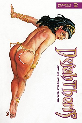DEJAH THORIS #1 Cover B Frank Cho Release date 2/7/18