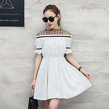 a53aee4cf6 Verano moda coreana de Foutune encajes faldas cortas