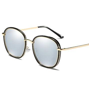 Gafas de sol polarizadas Gafas de marco retro grandes Gafas de sol nuevas Wayfarer Gafas de