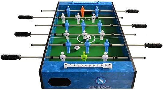 YQSHYP Juguete de Madera, Juegos de Mesa de futbolín y Accesorios, Mini Fun, portátil, futbolín Fútbol Tableros de fútbol recreativo, 68.5x37x10cm: Amazon.es: Deportes y aire libre