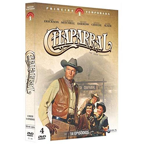 Dvd Chaparral - 1 Temporada Vol. 1
