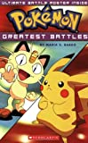 Pokemon: Greatest Battles