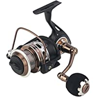 Reelsking Spinning Reel 50Lbs Max Drag All Metal Aluminum...