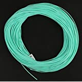 MagiDeal 100FT Weight Forward Floating Fly Fishing Line WF 3F/4F/5F/6F/7F/8F Trout Fly Line Tackle Gear
