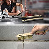 [Wire Brush Set for Cleaning 4-Pack Multi Purpose