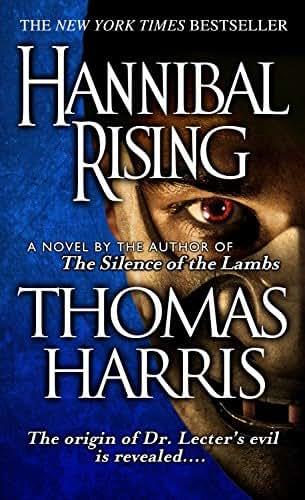 Hannibal Rising (Hannibal Lecter Book 4)