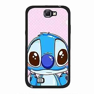 Ohana Phone Skin Cartoon Movie Phone funda Lilo & Stitch Ohana Phone Cover Samsung Galaxy Note 2 Back funda