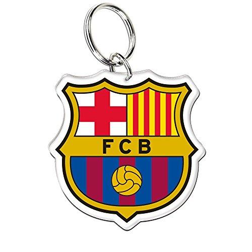 WinCraft SOCCER 57546011 FC Barcelona Premium Acrylic Key - Fc Chain Barcelona