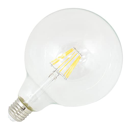 Bombilla LED Vintage Globo G125 E27 8W 2700K - Ledovet