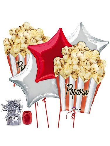 [Movie Party Balloon Kit] (Movie Star Costume Party)