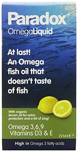 Paradox Omega 3-6-9 Oils 225ml (Pack of 10) by Jacomo