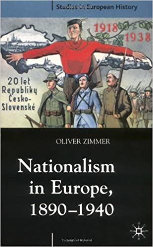 Nationalism in Europe, 1890-1940