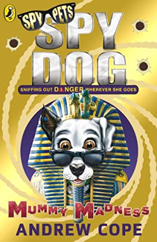book cover of Mummy Madness