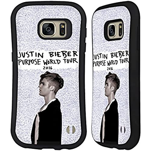 Official Justin Bieber World Tour 2016 Purpose Hybrid Case for Samsung Galaxy S7 Sales