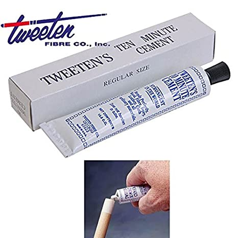 Tweeten Fibre Co. USA Ten minute Cement. Masilla para pegar Cuoi ...