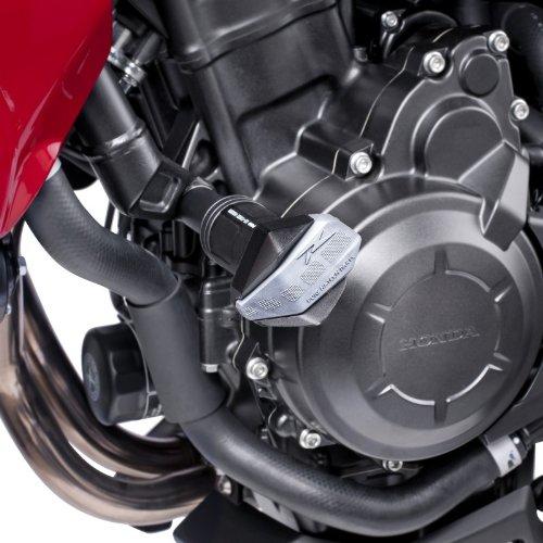 Roulettes de protection Puig Honda CB 500 F 13-18 noir