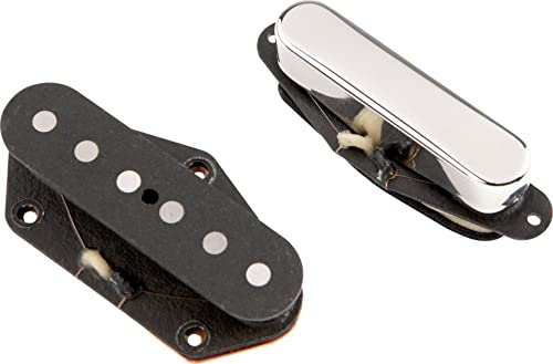 Dimarzio Vintage Twang King Pre-Wired Pickup Set For Telecaster Guitars